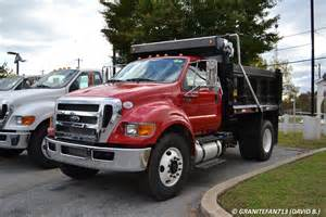 2015 ford f750 dump truck trucks buses trains by