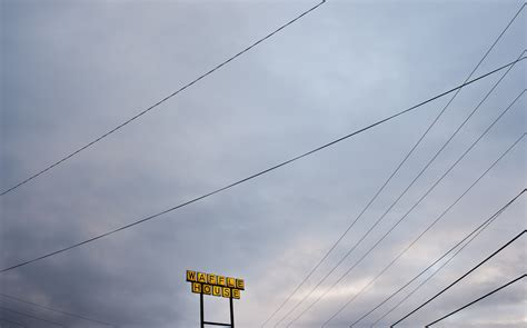 Waffle House Christiansburg Va by 20091016012 Pete Marovich Photojournalist And