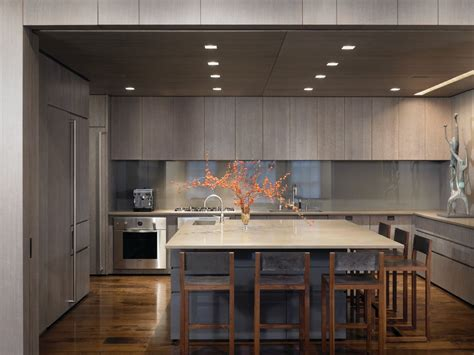 square recessed lighting with minimal cabinet white