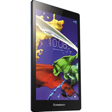 Lenovo Ideapad Tablet 8 16gb Lenovo 16gb Tab 2 A8 8 Quot Wi Fi Tablet Za030046us B H Photo