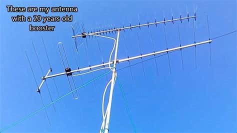 analog  digital tv comparison  standard antenna