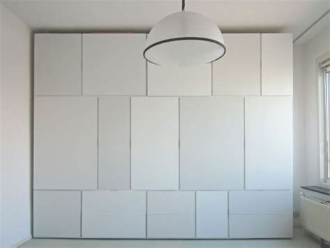 wall storage systems for bedrooms the minimalist witjes wall storage system