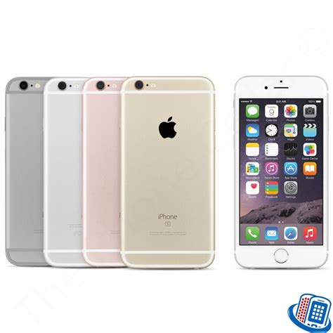 at t apple iphone 6s a1633 16gb 64gb 128gb silver space gray gold gsm smartphone ebay