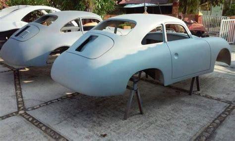 Porsche Replika Bausatz by 1955 Porsche 356 Coupe Replica Kit Car