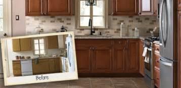 Home Depot Kitchen Cabinet Refacing Kitchen Cabinet Refacing At The Home Depot Within Kitchen