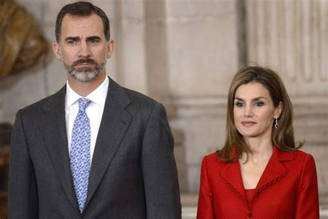 queen letizia profile spain s kate middleton the former tv news anchorwoman who became
