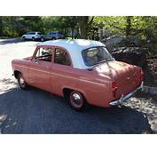 BaT Exclusive Time Capsule 1958 Ford Anglia  Bring A Trailer