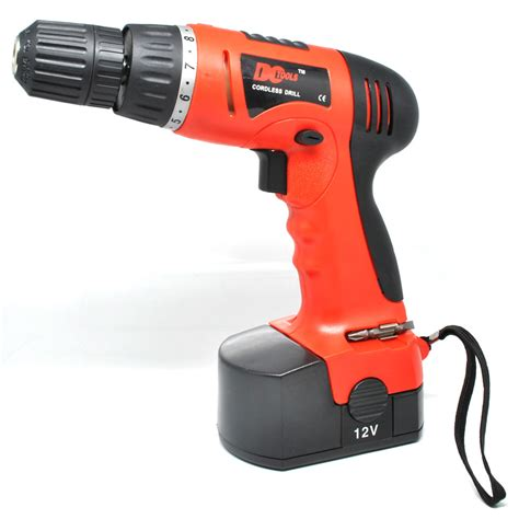 Bor Cordless Cordless Rechargeable Electric Drill Dc D010 Bor