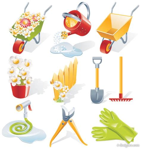 Gardening Vector Any Way Todo Landscaping Design Tool