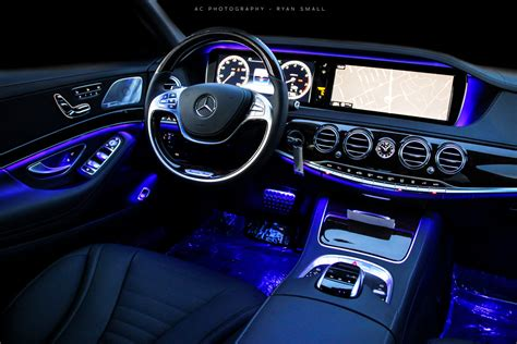 mercedes interior lights ambient lighting is the way to go photo taken at the