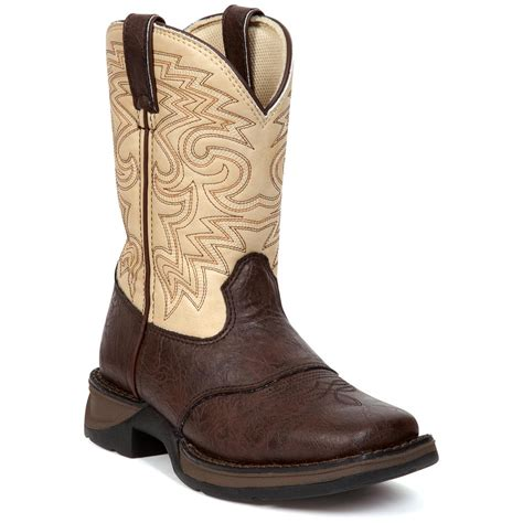cowboy boots boys lil durango 174 western boots 219867 cowboy