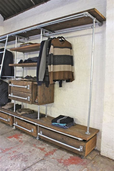 vestidor industrial pin by bibz doran on bedroom inspo muebles armario
