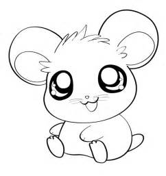How To Draw An Anime Hamster Step 9jpg sketch template