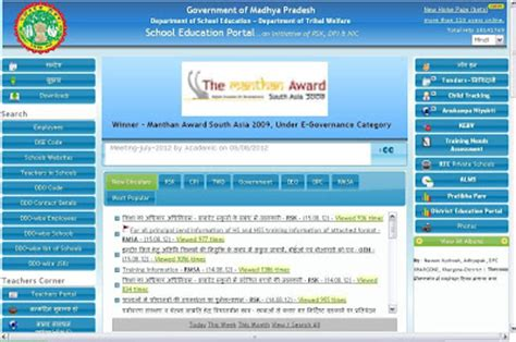Mba Syllabus Mp Higher Education by Education Portal Varisthta Shoch Of ミ S