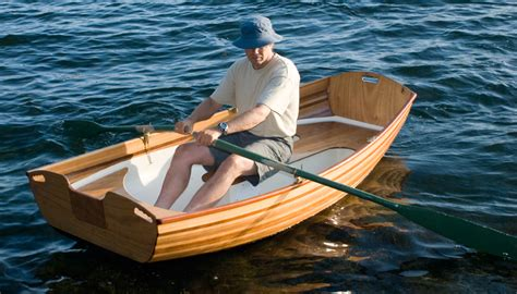 small wooden boat coot dinghy plans guillemot kayaks small wooden boat