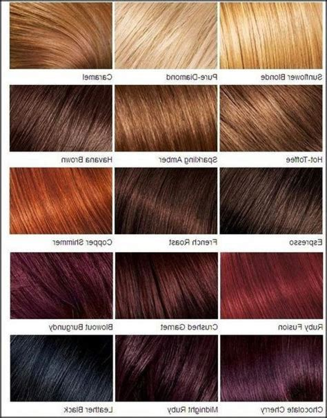 loreal hair color chart loreal hair color chart loreal hair color chart 2016