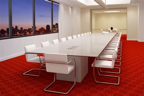 Back Painted Glass Conference Table Back Painted Glass Conference Tables By Fulbright