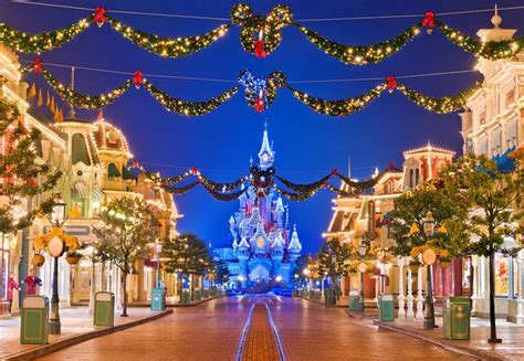 25 best ideas about disneyland paris christmas on