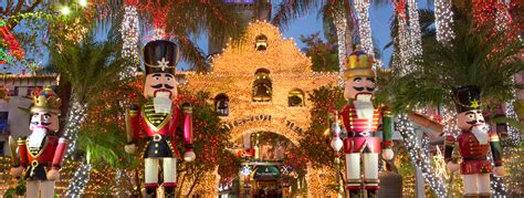 festival of lights riverside ca mission inn hotel and spa