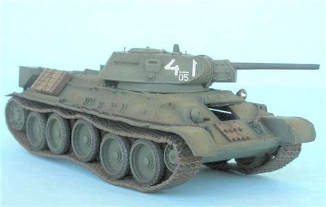 Philippe Bonnet's T-34/76 Model 1942 T 34