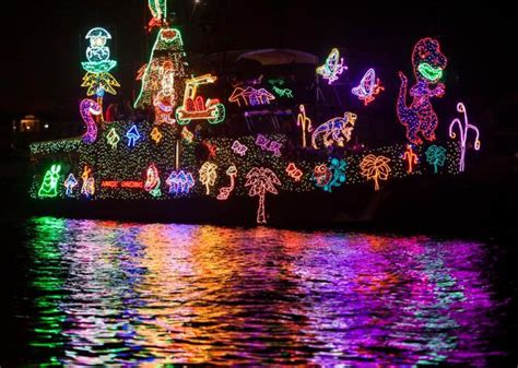 christmas lights 2018 in orange county ca events in costa mesa and newport orange county register
