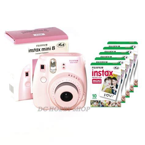 polaroid instax fuji instax mini 8 pink fujifilm instant 50