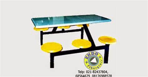 Kursi Food Court Di Bekasi kursi dan meja fiberglass untuk cafe dan food court meja
