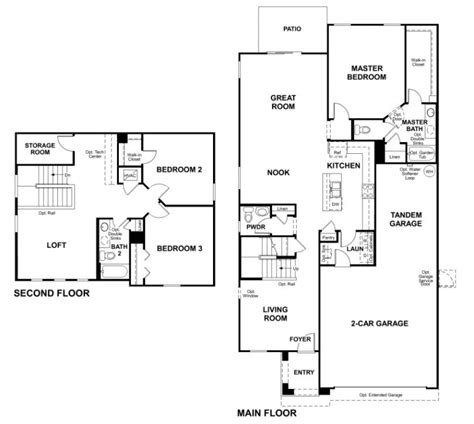 american home builders floor plans elegant richmond american homes floor plans new home
