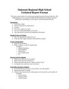 History Technical Report Writing by Technical Report Template 23401337 Png Loan Application Form