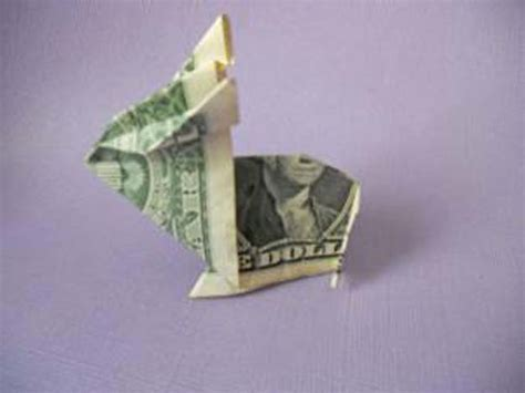 origami dollar bill easy 25 awesome money origami tutorials diy projects for