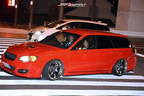 subaru legacy 2016 red stancenation 2016 subaru legacy 3rd wagon hellaflush red