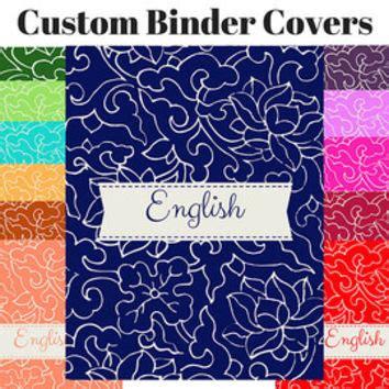 printable decorative binder covers shop binder inserts on wanelo