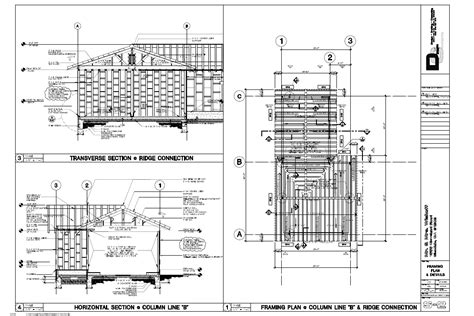 how does a planned c section work s 2 framing plan sections