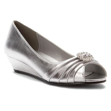 silver dress shoes for 22 womens shoes