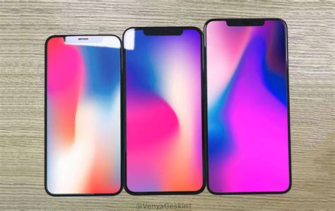 new iphone x naming the new iphone x and plus slashgear