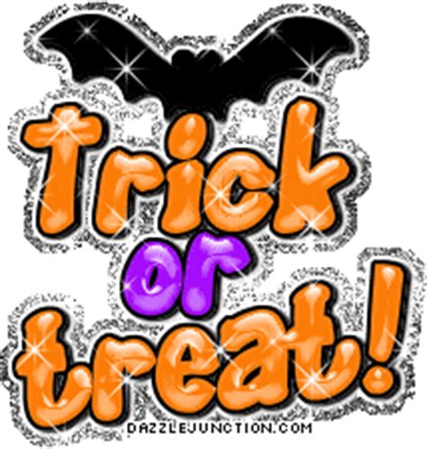 Trick Or Treat Graphic 15 dazzle junction glitters images graphics