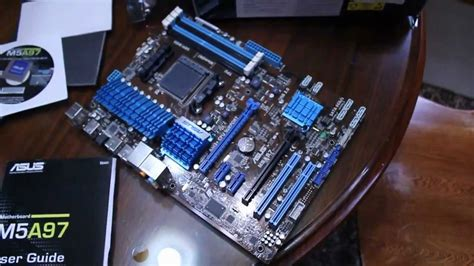 Laptop Asus Amd Bulldozer bulldozer build asus m5a97 am3 amd 970 motherboard overview