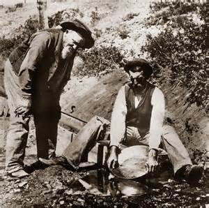 Miners Panning For Gold In Thedakota Territory » Home Design 2017