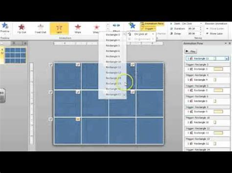 how to automate making points in a powerpoint presentation appear on
