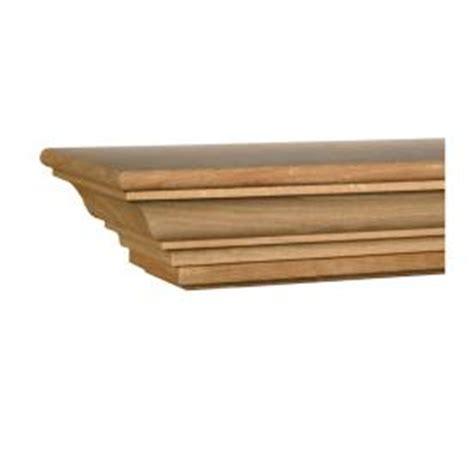 Lowes Fireplace Mantel Shelf by Evertrue Oak Fireplace Mantel Shelf From Lowes Mantels