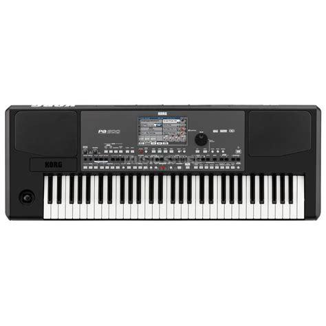 Keyboard Korg Pa600 Qt korg pa600 entertainer workstation