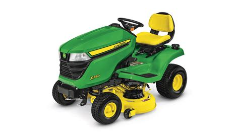 Used Mower Decks by X350 Lawn Tractor With 42 Inch Deck New Lawn