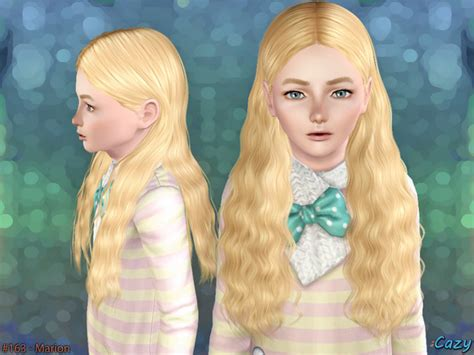 the sims resource kids hair cazy s marion hairstyle child
