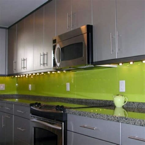 Easy Backsplash Ideas For Kitchen 30 interior design ideas for kitchen glass back wall
