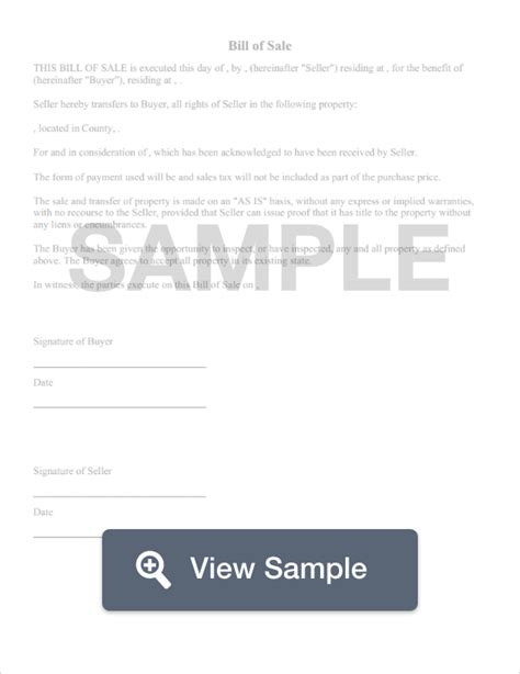 boat trailer bill of sale south carolina bill of sale create download for free formswift