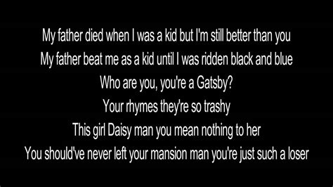 best rap lyrics gatsby vs huck finn rap battle lyrics video1