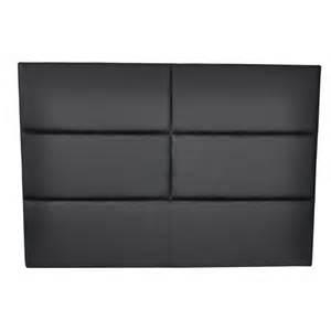tete de lit simili cuir noir tete lit simili cuir noir