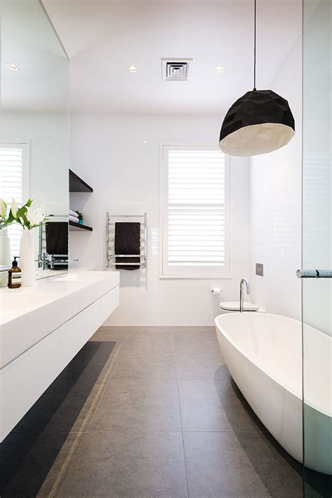 54 modern bathroom remodel ideas you should try round decor modern bathrooms on pinterest a selection of the best