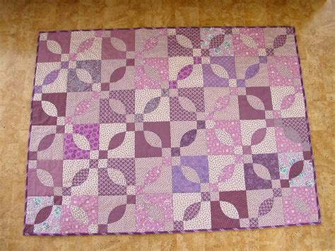 Pink And Yellow Quilt by S A Quilt And Yellow And Pink And Green Purple