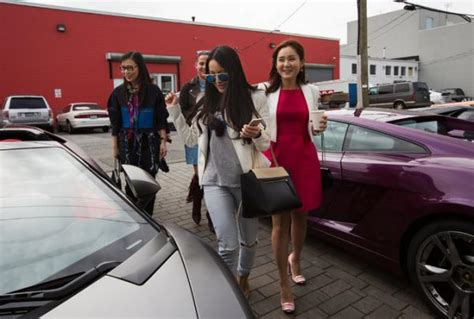 chelsea jiang parents quot my daddy s rich and my lamborghini s good looking quot meet